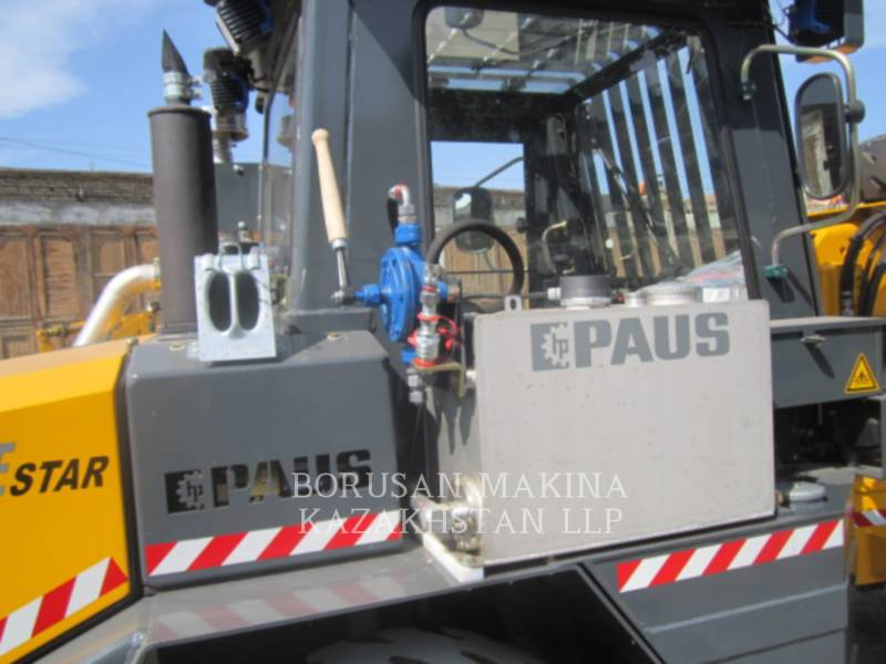 PAUS CARGADORES DE RUEDAS PAUS-RL-852 TSL2.4 equipment  photo 15