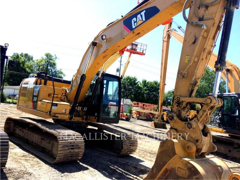 CATERPILLAR TRACK EXCAVATORS 323F equipment  photo 2