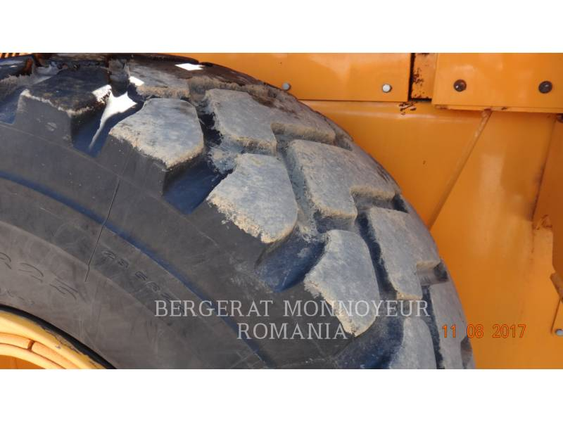 HYUNDAI CONSTRUCTION EQUIPMENT WHEEL LOADERS/INTEGRATED TOOLCARRIERS HL760-7A equipment  photo 6