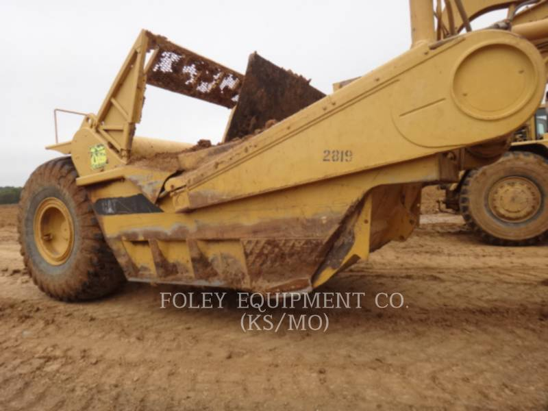 CATERPILLAR MOTOESCREPAS 631E equipment  photo 9