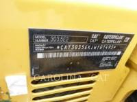 CATERPILLAR トラック油圧ショベル 303.5E2 equipment  photo 8