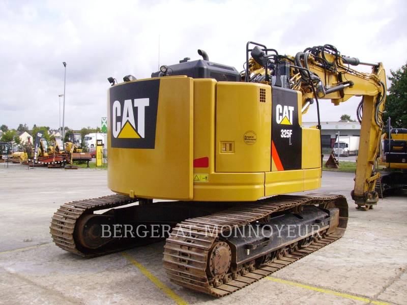 CATERPILLAR TRACK EXCAVATORS 325F CR equipment  photo 7