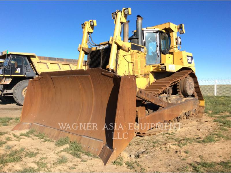 CATERPILLAR MINING TRACK TYPE TRACTOR D10T equipment  photo 7