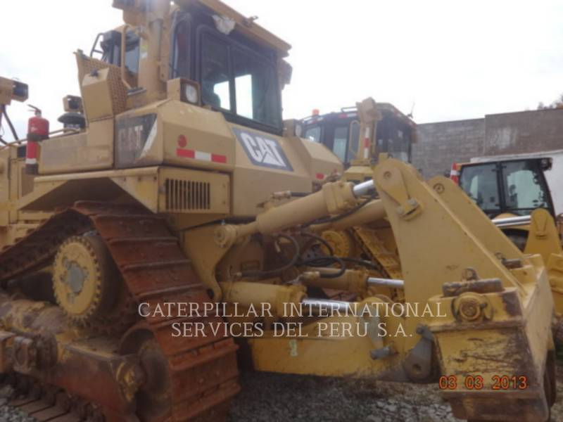 CATERPILLAR TRACK TYPE TRACTORS D7RII equipment  photo 2