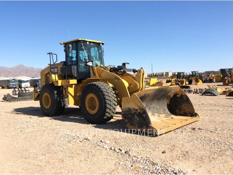 CATERPILLAR PALE GOMMATE/PALE GOMMATE MULTIUSO 950GC equipment  photo 4