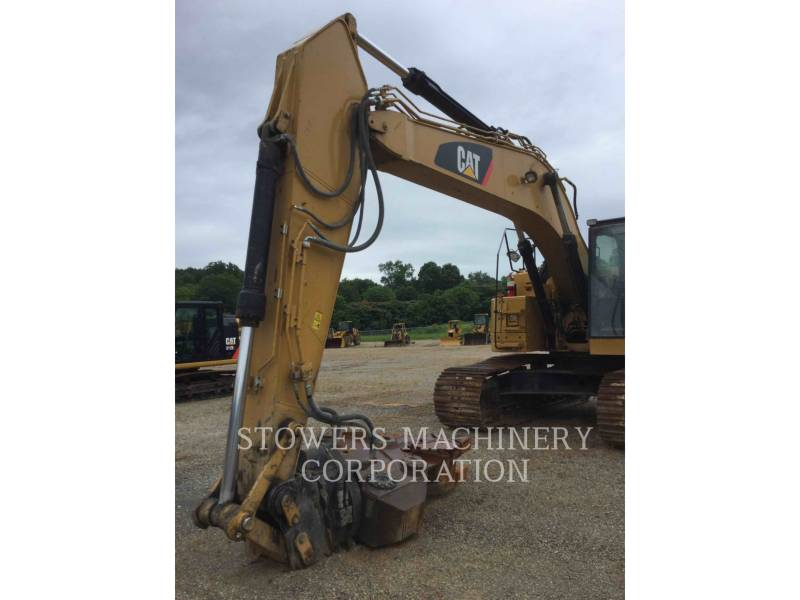 CATERPILLAR KETTEN-HYDRAULIKBAGGER 328DL equipment  photo 5