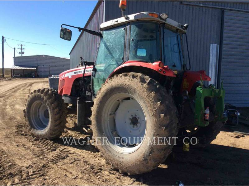 MASSEY FERGUSON AG TRACTORS 5465 equipment  photo 2