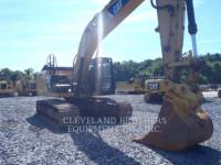 CATERPILLAR KETTEN-HYDRAULIKBAGGER 329EL equipment  photo 2