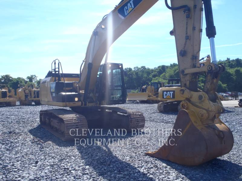CATERPILLAR トラック油圧ショベル 329EL equipment  photo 2