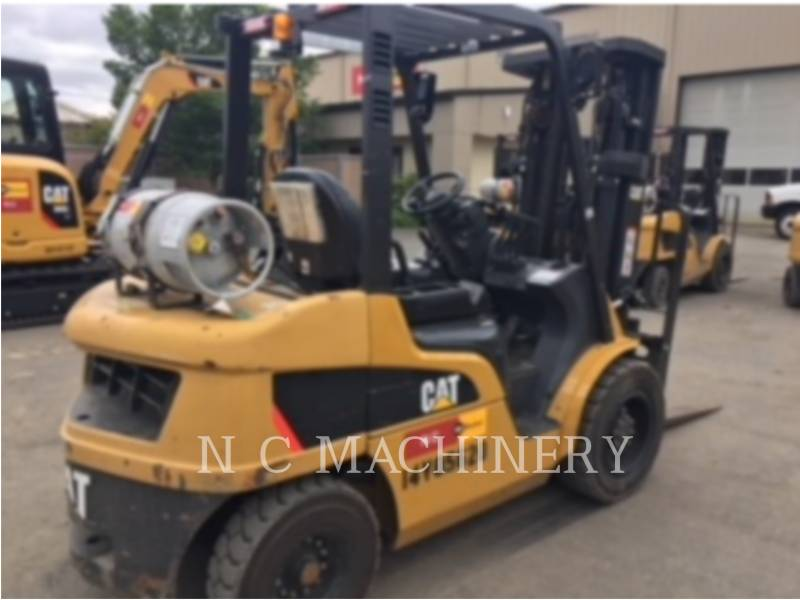 CATERPILLAR FORKLIFTS P6000-GLE equipment  photo 4