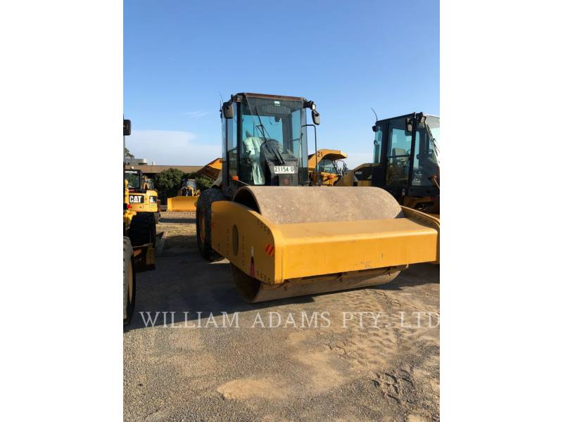 CATERPILLAR COMPACTEURS MIXTES CS663 equipment  photo 2