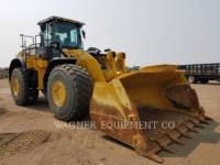 CATERPILLAR PALE GOMMATE/PALE GOMMATE MULTIUSO 980M AG equipment  photo 4