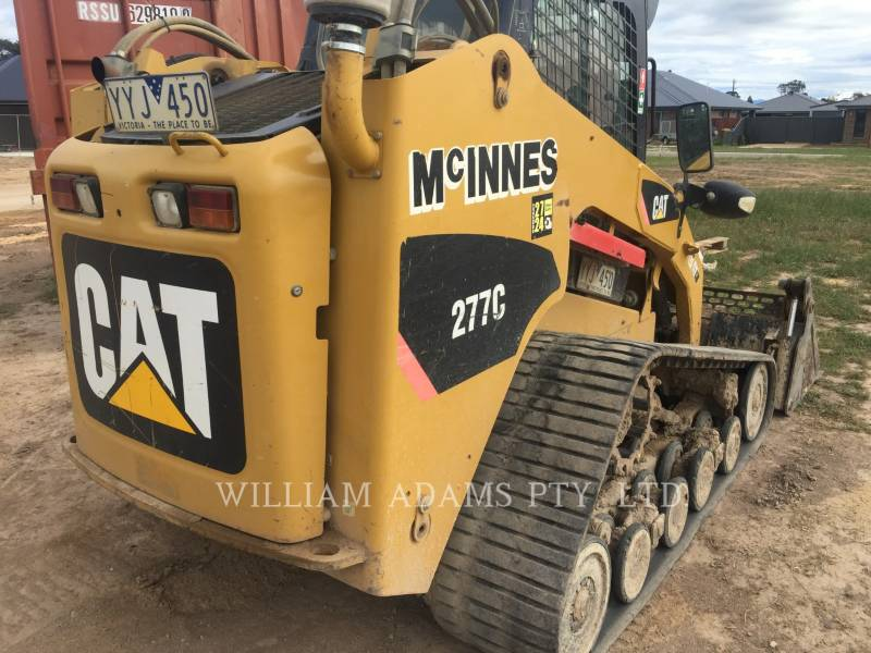 CATERPILLAR SKID STEER LOADERS 277C equipment  photo 2