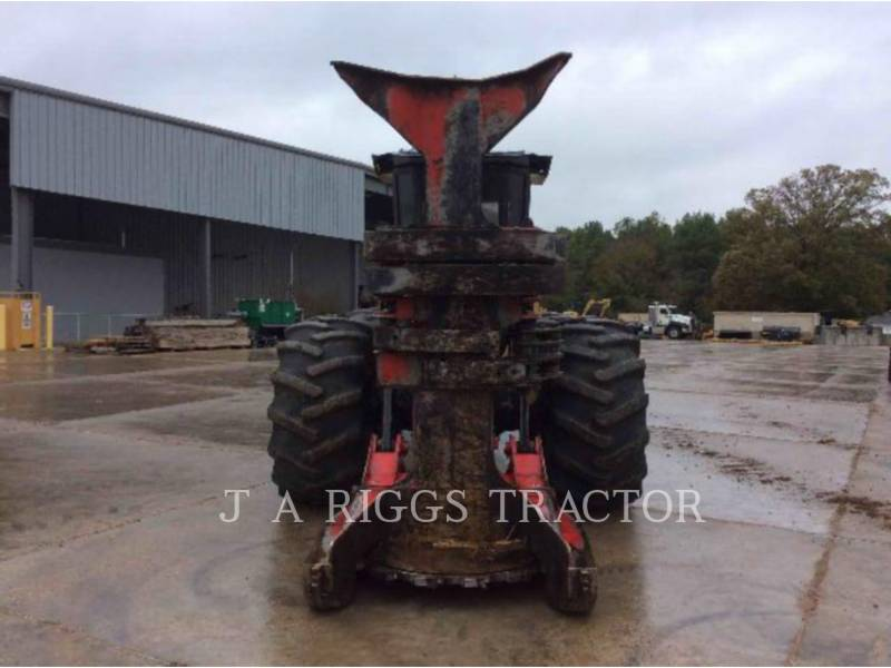 CATERPILLAR FORESTRY - FELLER BUNCHERS - WHEEL 573C equipment  photo 13