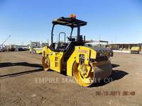 CATERPILLAR COMPACTEURS TANDEMS VIBRANTS CB7 equipment  photo 3