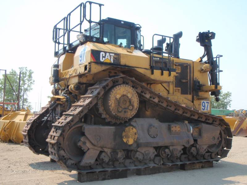 CATERPILLAR TRACTEURS SUR CHAINES D11T equipment  photo 7