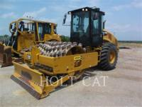 Equipment photo CATERPILLAR CP56B 振动单碾轮衬垫 1