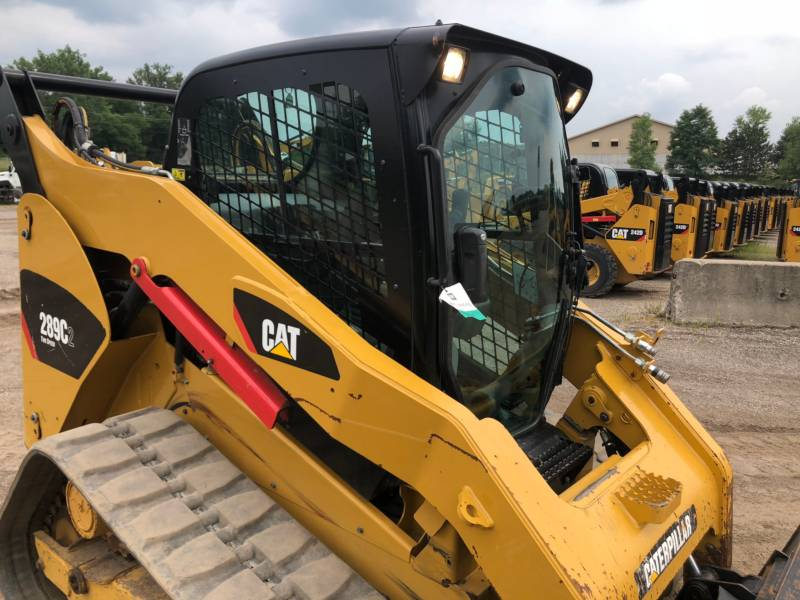 CATERPILLAR MULTI TERRAIN LOADERS 289C2 equipment  photo 8
