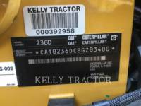 CATERPILLAR SKID STEER LOADERS 236 D equipment  photo 18