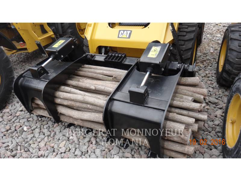 CATERPILLAR WT - RATEAU RAKE equipment  photo 1