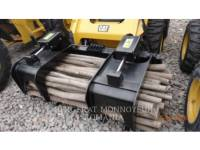 Equipment photo CATERPILLAR RAKE NARZ. ROB. - GRABIE 1