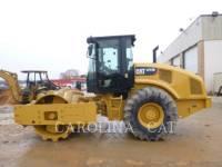 Equipment photo CATERPILLAR CP54B COMPATTATORE A SINGOLO TAMBURO VIBRANTE TASSELLATO 1
