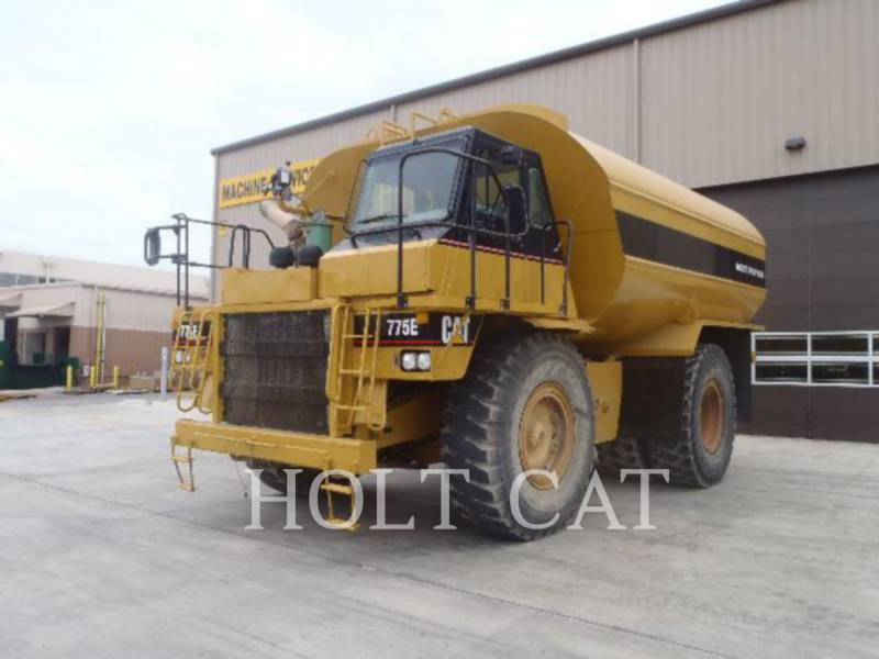 CATERPILLAR OFF HIGHWAY TRUCKS 775E equipment  photo 2