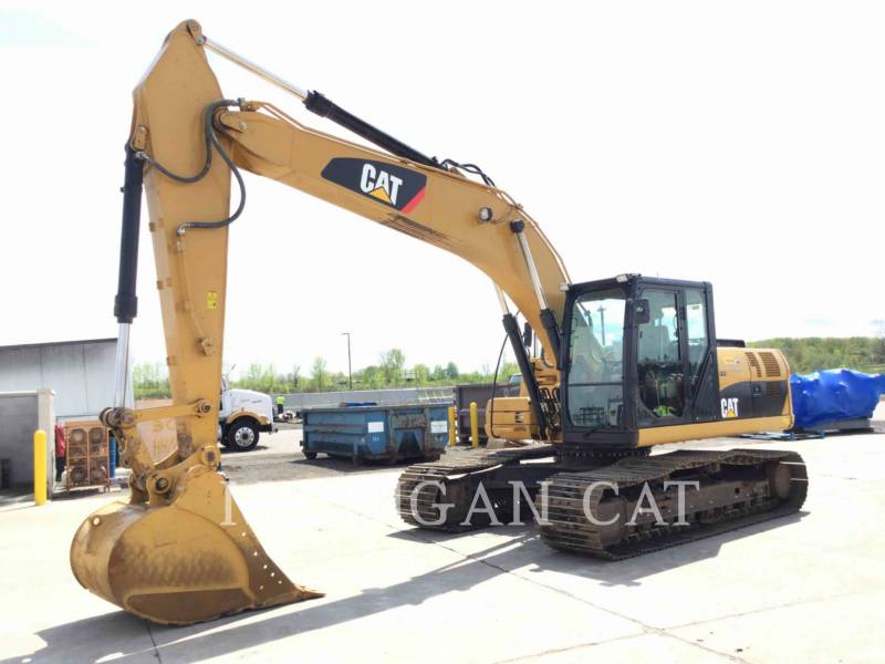 CATERPILLAR TRACK EXCAVATORS 320DL PQ equipment  photo 1