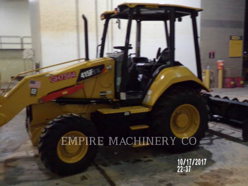 CATERPILLAR INDUSTRIAL LOADER 415F2 IL equipment  photo 3