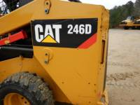 CATERPILLAR SKID STEER LOADERS 246D equipment  photo 19