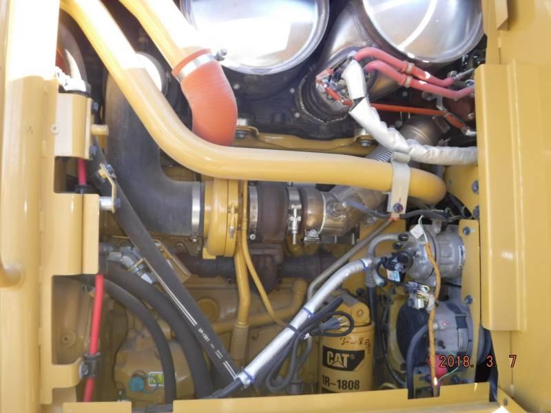 CATERPILLAR NIVELEUSES 140M3AWD equipment  photo 9
