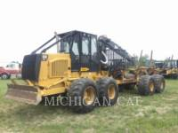 CATERPILLAR MACHINE FORESTIERE 574 equipment  photo 2