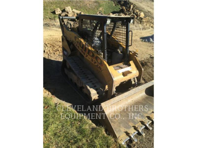 CATERPILLAR MULTITERREINLADERS 259B3 equipment  photo 2