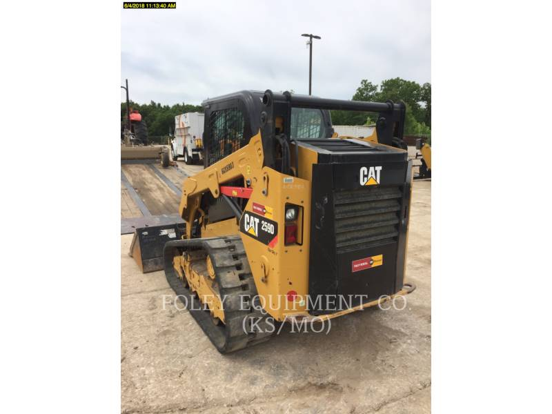CATERPILLAR CHARGEURS TOUT TERRAIN 259DSTD2CA equipment  photo 4