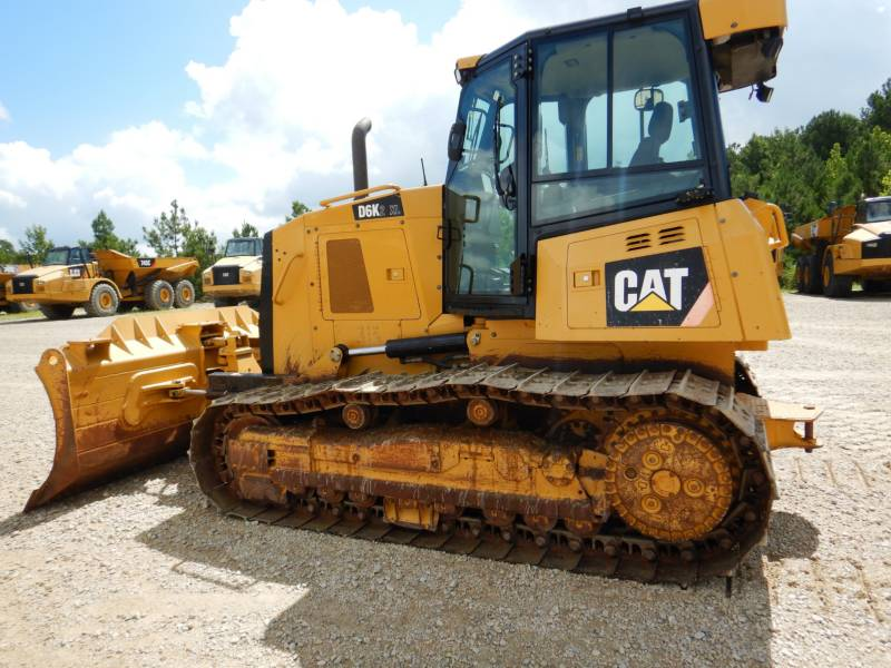 CATERPILLAR TRACK TYPE TRACTORS D 6 K2 XL equipment  photo 4