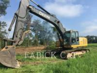 Equipment photo DEERE & CO. 240D EXCAVADORAS DE CADENAS 1