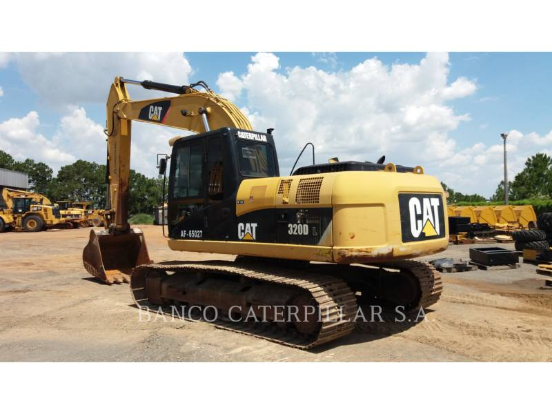 CATERPILLAR PELLES SUR CHAINES 320DL equipment  photo 3