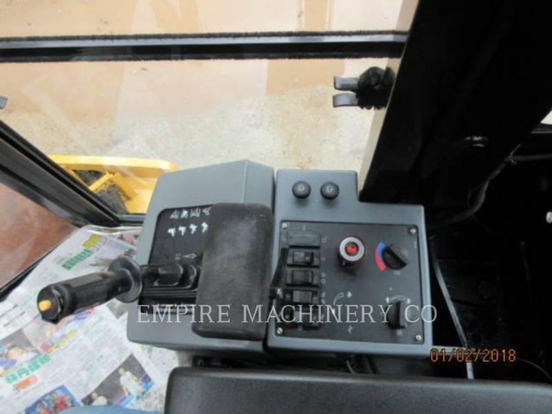 CATERPILLAR SOPORTE DE TAMBOR ÚNICO VIBRATORIO CS533E equipment  photo 8