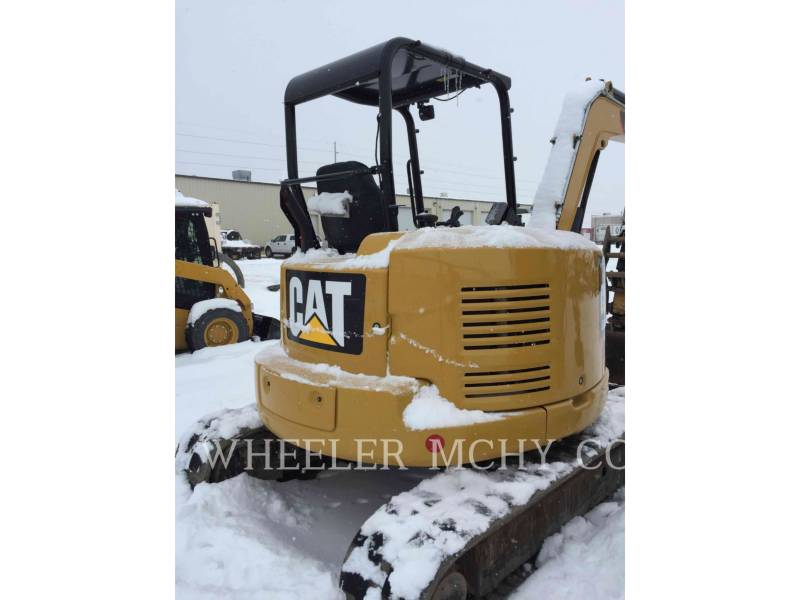 CATERPILLAR ESCAVATORI CINGOLATI 305.5E2C1T equipment  photo 5