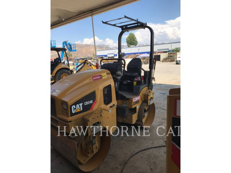CATERPILLAR COMPACTORS CB24B equipment  photo 5