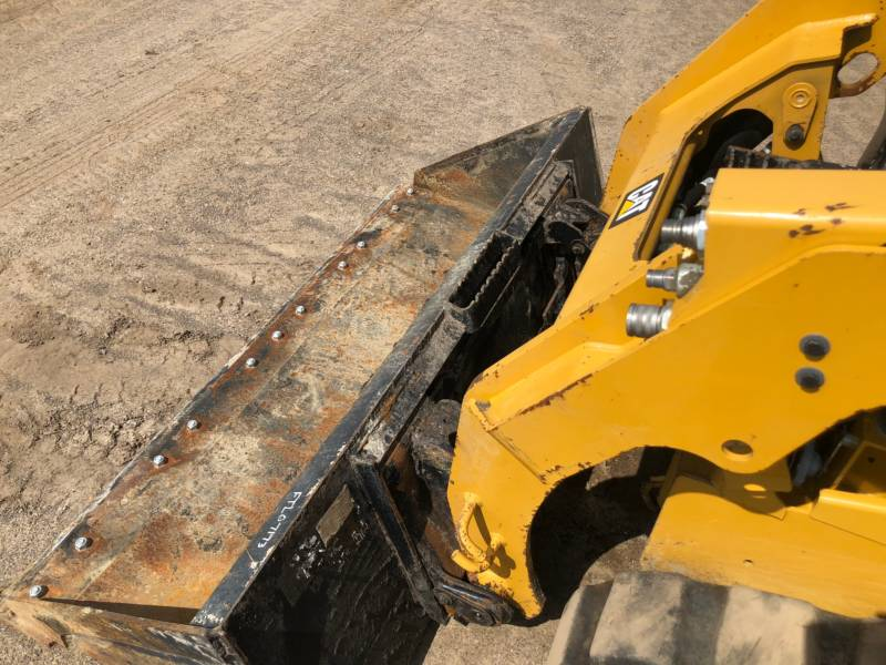Caterpillar ÎNCĂRCĂTOARE PENTRU TEREN ACCIDENTAT 259 D equipment  photo 15