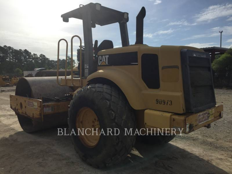 CATERPILLAR COMPACTADORES DE SUELOS CS-563D equipment  photo 4