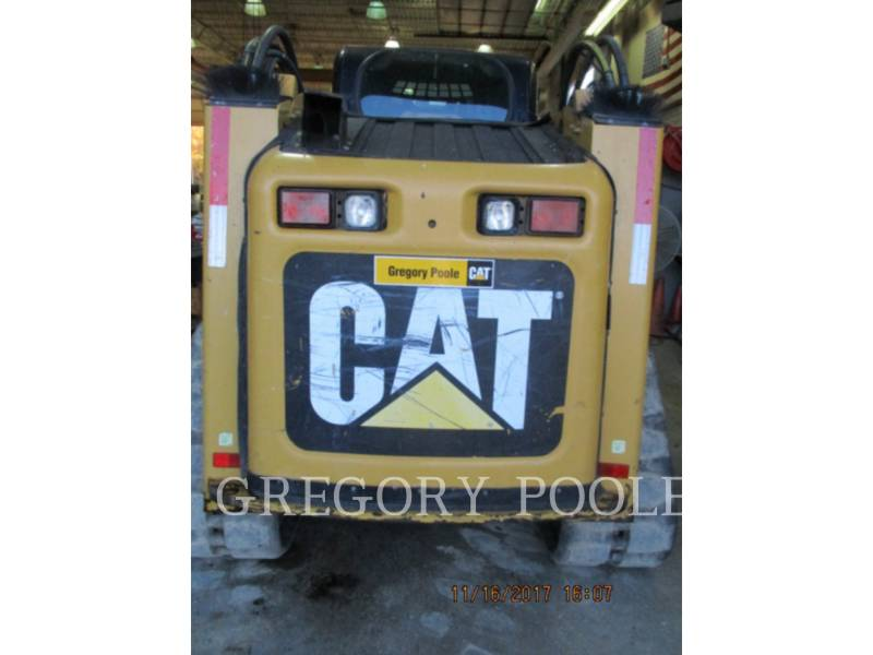 CATERPILLAR CHARGEURS TOUT TERRAIN 279C equipment  photo 3