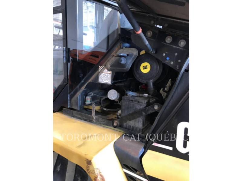 CATERPILLAR WHEEL LOADERS/INTEGRATED TOOLCARRIERS 908 equipment  photo 11
