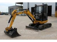 CATERPILLAR PELLES SUR CHAINES 302.7 D CR equipment  photo 3