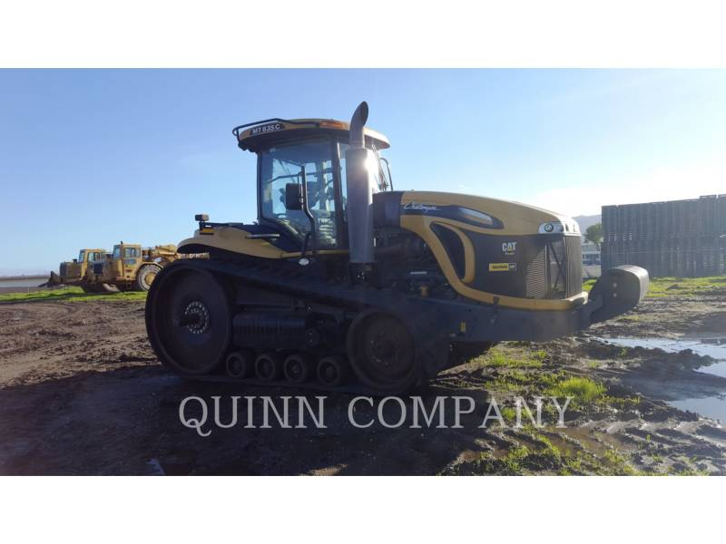 CHALLENGER AG TRACTORS MT835C equipment  photo 3
