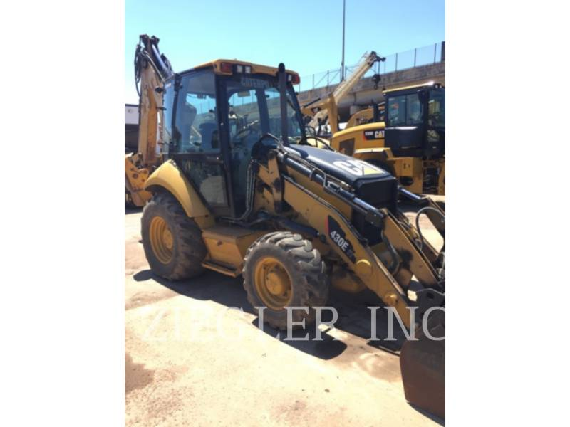 CATERPILLAR BAGGERLADER 430EITH2 equipment  photo 2