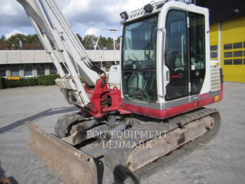 CATERPILLAR TRACK EXCAVATORS TB175 equipment  photo 2