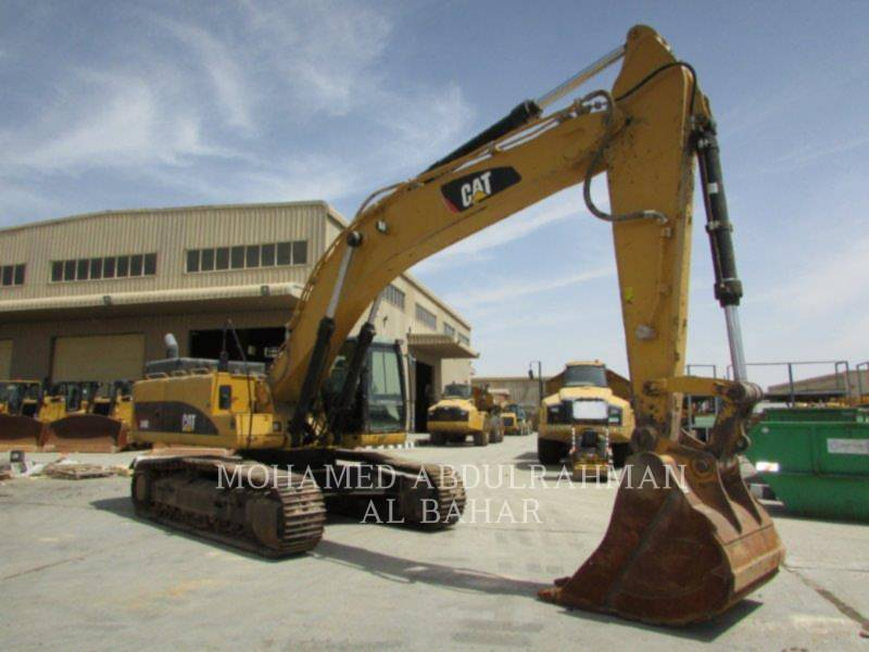 CATERPILLAR KETTEN-HYDRAULIKBAGGER 349 D L equipment  photo 7