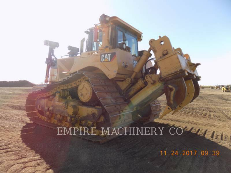 CATERPILLAR TRACTOREN OP RUPSBANDEN D8T LGP equipment  photo 3